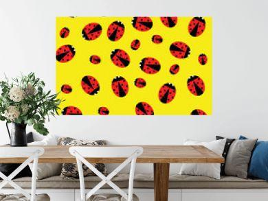 Ladybugs background