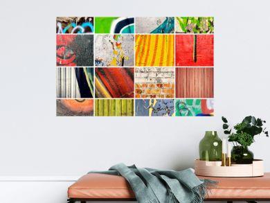 Abstract walls