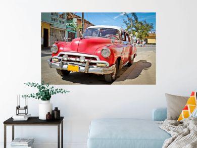 Classic Chevrolet  in Trinidad, Cuba