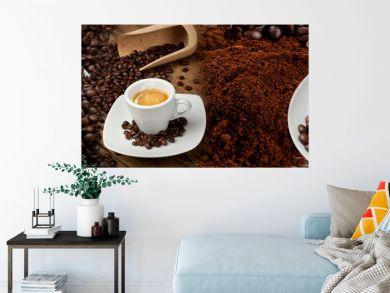 Espresso banner
