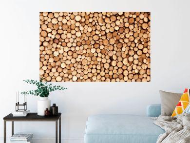 Firewood texture