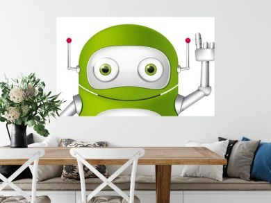 Cartoon Character Android