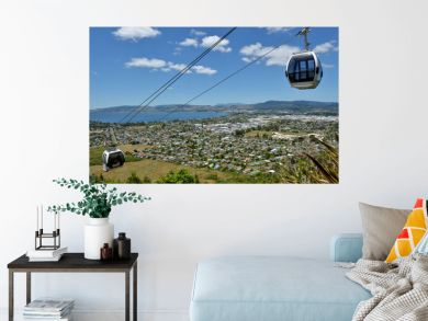 Skyline Gondola Cableway in Rotorua - New Zealand