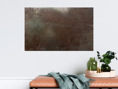 Rustic metal iron steel background and rust texture