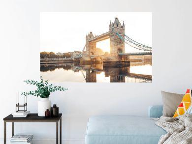 The Tower Bridge in London