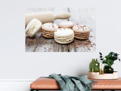 fabrication de macarons