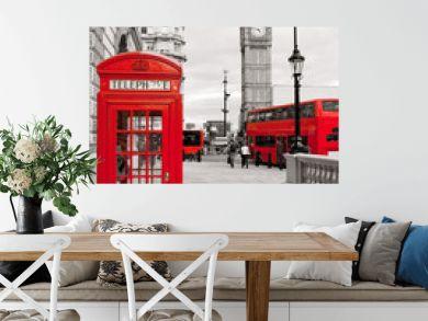 Center of London. England