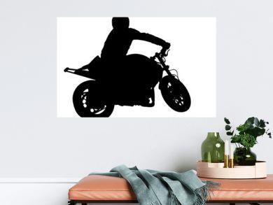 Motobike vehicle