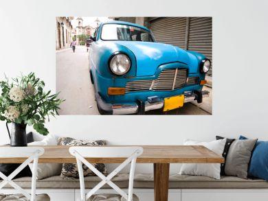 Old car, Havana, Cuba
