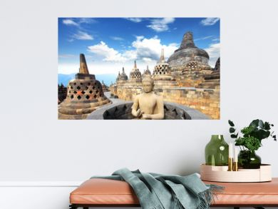 Indonesia (Java) - Candi Borobudur
