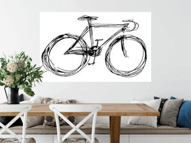 cycling sign...