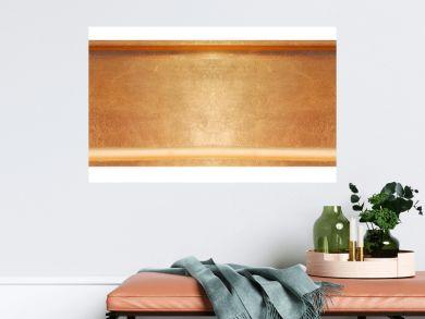 golden scratched texture background