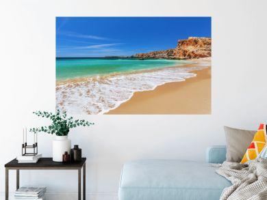 Atlantic ocean - Sagres, Algarve, Portugal