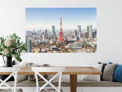 Tokyo Tower, Tokyo Japan