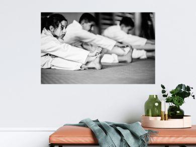 Martial Arts Training Class For Children