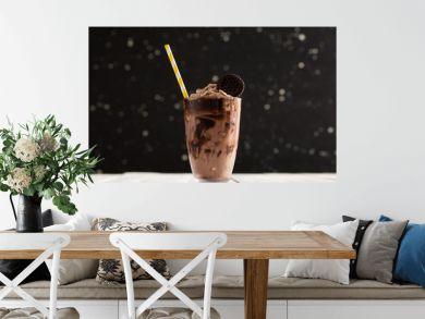 Tasty Chocolate Milkshake