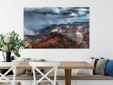 Peter Odekerken - Storm over the Grand Canyon