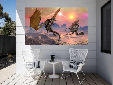 Dragons - Fantasy World 03