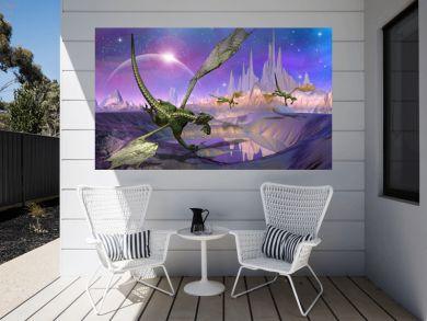 Dragons - Fantasy World 01