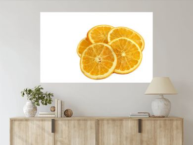 Apfelsinenscheiben