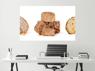 Fresh bread collection