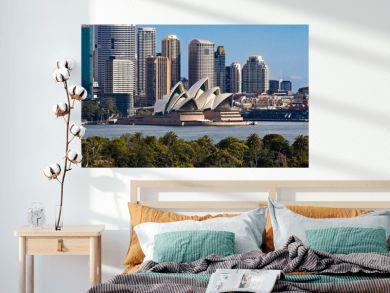 Sydney Opera House and Skyline