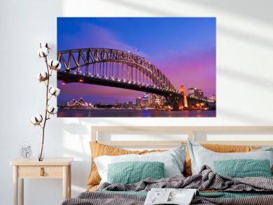 Sydney habour bridge - sydney city