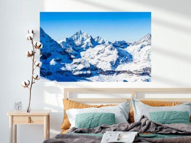 Swiss Alps - Matterhorn, Switzerland, panorama