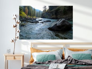 Gallatin River, Montana