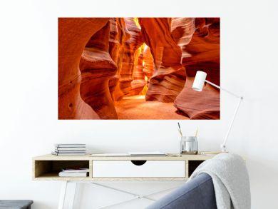 Antelope Canyon lights arizona usa