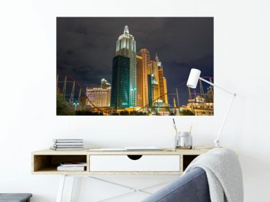 Las Vegas New York Hotel Komplex