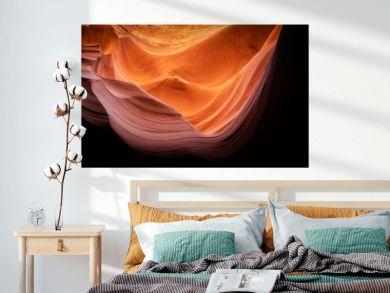 Colorful Antelope Canyon Pattern