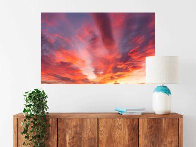 Colorful Colorado Sunrise