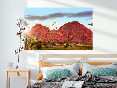 Phoenix Arizona Travel Scene Web Banner