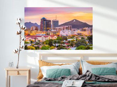 Tucson, Arizona, USA Skyline