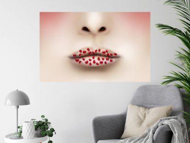 Lips and Cherries