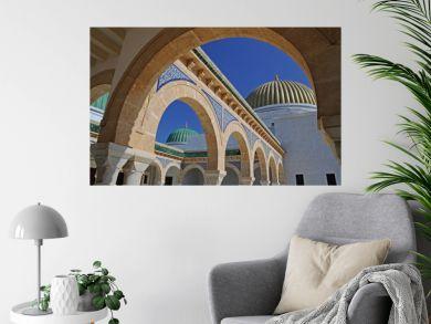 Architecture arabe - Monastir Tunisie