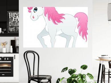 Fairy tale unicorn theme image 1