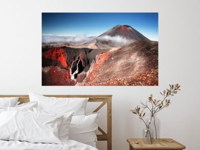Mt.Ngauruhoe (aka. Mt.Doom), North Island, New Zeland