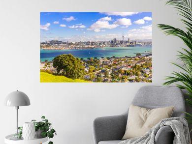 Skyline of Auckland #1, New Zealand