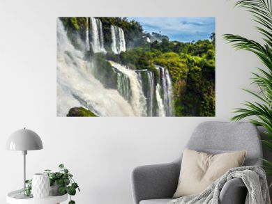 Waterfalls Iguazu, Argentina