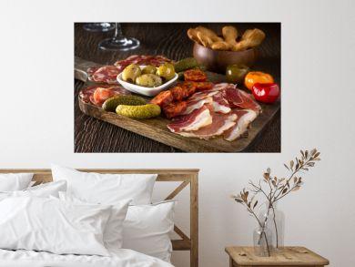 Charcuterie Board Platter