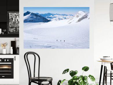 Mt Vinson, Sentinel Range, Ellsworth Mountains, Antarctica