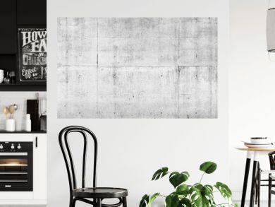 Empty gray concrete wall. Seamless