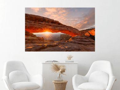 Sunrise at Mesa Arch Canyonlands N.P.