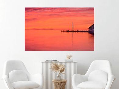 Lake Sunset 1