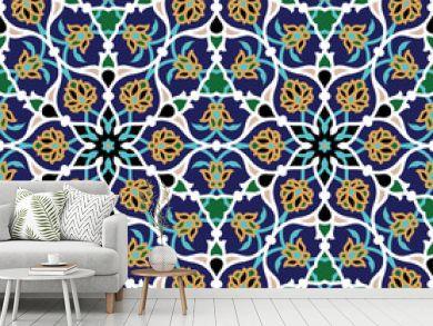 Safar Seamless Pattern Two