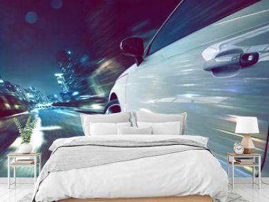 Car at Night
