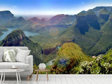 Blyde Canyon (South Africa) Panorama