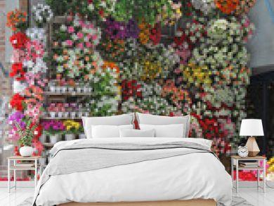 Plastic Flowers Florist